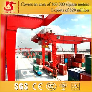 China 200 ton heavy duty quayside widely used container cranes for sale on sale