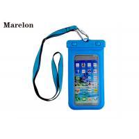 Galaxy S5 Waterproof Phone Case Smartphone Bag TPU Material 116*190*18mm