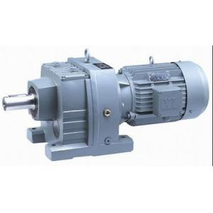 China R series helical small gear reducer motor for machine gear reducer helical speed reducer on sale