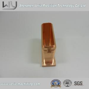 China High Precision CNC Machining Copper Part / CNC Brass Machine Part Cigarette Lighter Part on sale