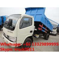 China factory direct sale best price CLW5820D mini dump truck, high quality CLW brand 3tons-5tons mini dump tipper truck on sale