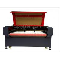CO2 Fabric Auto Feeding and Auto Laser Control Laser Cutting /Engraving Machine (JM1610T-AT)