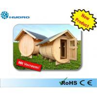 China Newly Launched Barrel Sauna Room SR158 on sale
