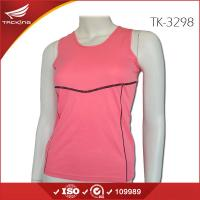 2015 Newest Women running apparel gym vest