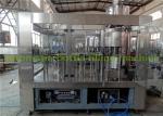 Washing Filling Sealing 3 in 1 Drink Water Filling Machine for Pet Bottle