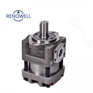 China QT Series Hydraulic Gear Pump Excavator Sumitomo Gear Pump For Servo System on sale