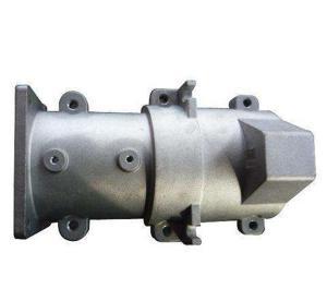 China La presión de aluminio cubierta polvo a presión fundición on sale
