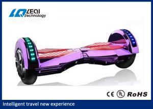 Quality Adult Motion Sensor 8 Inch Hoverboard Max Loading 130KGs , 20 Km Endurance Mileage for sale