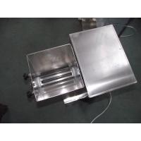 Oscillating granulator Wet Granulation Machine 175 - 500W / ㎡k heat transfer