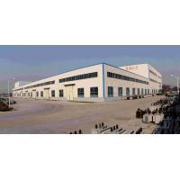 Multi - Storey Quick Build Metal Warehouse Buildings , Prefabricated Steel Warehouse
