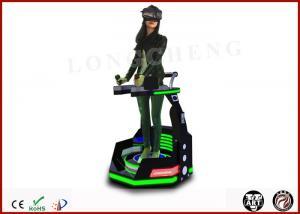 China Os jogos interativos do simulador da realidade virtual escolhem o modelo ereto dos povos on sale