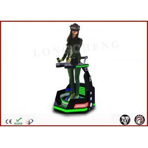 China Célibataires interactifs de jeux de simulateur de réalité virtuelle tenant le modèle on sale