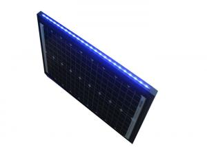 Quality IP65 All In One Solar Street Light With Blue Strip , Smart Mobile Phone App for sale