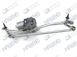 China Car Windshield Wiper Transmission Linkage 4F1955023K-SM Aluminum Alloy Material on sale