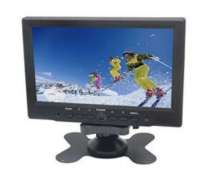 China 7 Digital TFT-LED Color Receiver  HDMI/VGA/AV Input Car/PC Monitor on sale