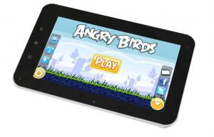 China 7 Inch Capacitive Android Tablet PC Touchpad MID With Camera, 3G Module, 512M DDR3 Ram on sale