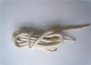China Customized Flat Shoe Laces High Toughness Eco Friendly Plastic Tip on sale
