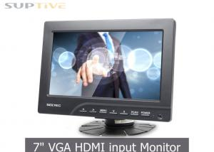 China Low Power Consumption Hd Cctv Monitor Hdmi For Extension Display Led Backlight on sale
