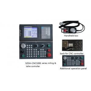 Quality 4 Axis Lathe Machine Controller With Analog voltage output of 0~10V in two channels for sale