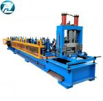 3mm Thickness C Z Purlin Roll Forming Machine 8 - 12mpa Work Pressure