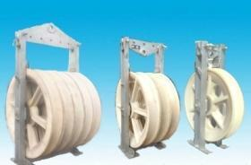 China Stringing Pulley Block on sale
