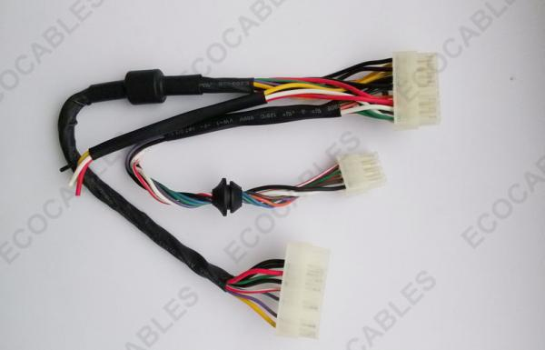 sr air blower cable harness ferrite core electrical wire harness rh electricalwireharness sell everychina com Shrink Wrapping Companies Sail Boat Shrink Wrapping