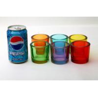Votive Candle Glass Cups Decorative Drinking Bar Transparent Custom Logo Color