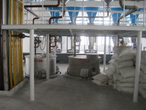 China Semi Automatic Detergent Powder Production Line For Chemical Industry on sale