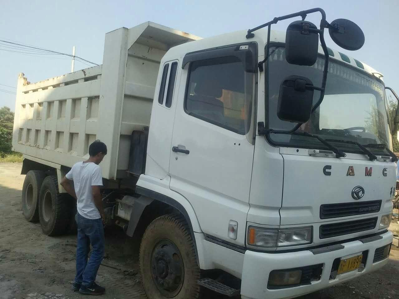 2005 used dump truck for sale 5000 hours made in Japan capacity 30T Isuzu UD Nissasn Mitsubishi dumper