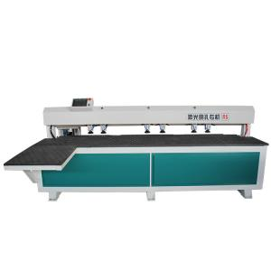 China Grooving And Routing Woodworking Side Drilling Machine With Self - Recording Function on sale