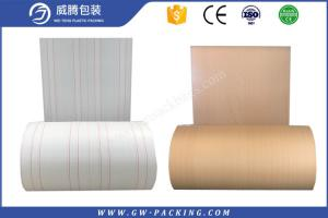 China Economical PP Woven Fabric Roll UV - Protection Treatment For Poly Woven Sacks on sale