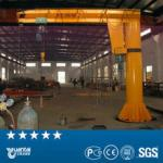 YT Largest Discount for Festival ground mounted jib crane for sale