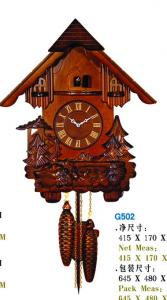 China Cuckoo clock--quartz and mechacnical movment also can choice on sale