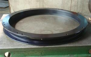 China LYHY flange slewing bearing on sale