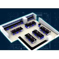 China Lab Turnkey Project Service Laboratory Furniture Systems For Southern Medical University on sale