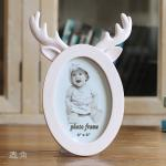 China Factory  Direct  Promotion wholesale custom creative good quality animals plush Rabbit ear  Cat ears antlers photo frame wholesale