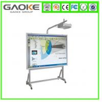 Infrared Interactive Whiteboard with Double-Touch