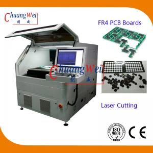 China PCB Board Laser Cutting Machine Imported America 15W UV Laser PCB Cutting on sale