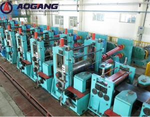 China Φ325 Welded pipe production line/ERW/HF 325X12mm steel pipe tube mill /China professional ss&erw tube mill manufacture on sale