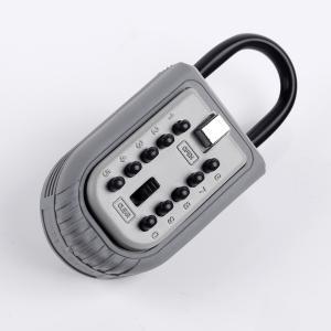Quality Caixa reforçada Shackled Portable do fechamento da chave da segurança para a for sale