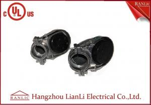 China EMT Conduit Caps IMC Conduit Fittings Clamp Type 1/2 3/4 1  UL Listed File No E469688 on sale