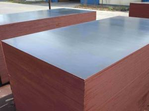 China 18mm poplar hardwood combi core film faced plywood for construction on sale