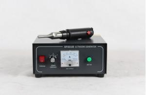 China Portable Spot Welding Machine/handheld plastic welding gun for plastic spot welding on sale
