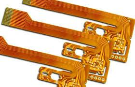 China Printed Circuit Board Multilayer PCB FPC Board Flexible PCB Immersion Gold Yellow on sale