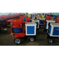 reduction sale mortar gunite machine for highway /railway/bridge engineering