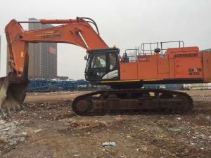 USED Hitachi 84 TON heavy big scale Zaxis 870 excavator for sale