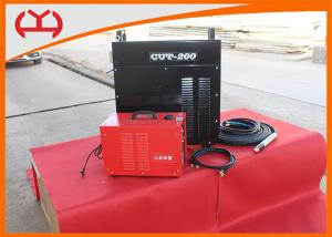 China Water Cooling Inverter CNC Plasma Source For Metal Industry 35A - 200A on sale