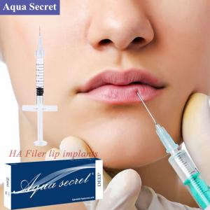 China CE ISO Approval dermal filler 2ml Hyaluronic acid injectable filler wholesale