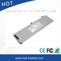 "Battery for Apple MacBook Pro 15"" A1281 MB772 A1286 li-ion battery cells power supply  battery charger"