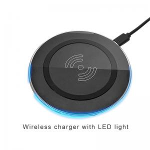 China Fast universal qi wireless mobile charger pad mobile phone accessories charger for samsung for iphone on sale